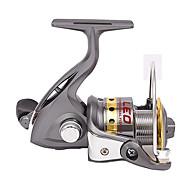お買い得  釣り用アクセサリー-リール スピニングリール 5.5:1 ギア比+8.0 ボールベアリング 手の向き 交換可能 海釣り / ベイトキャスティング