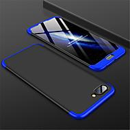 お買い得  携帯電話ケース-ケース 用途 Huawei Honor 10 / Honor 9 Lite つや消し バックカバー ソリッド ハード PC のために Huawei Honor 10 / Honor 9 / Huawei Honor 9 Lite