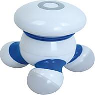 Недорогие Массажеры для всего тела-Factory OEM Массажер для тела KX-309 для Муж. и жен. Мини / Портативные / Эргономический дизайн / Беспроводное использование