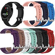 cheap -Watch Band for Vivomove HR / Vivomove / Vivoactive 3 Garmin Sport Band Silicone Wrist Strap