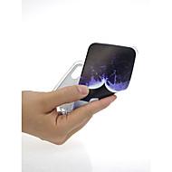 Недорогие Кейсы для iPhone 8 Plus-Кейс для Назначение Apple iPhone X / iPhone 7 Ультратонкий / С узором / Милый Кейс на заднюю панель Животное Мягкий ТПУ для iPhone X /