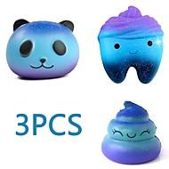 preiswerte Spielzeuge & Spiele-MINGYUAN Zum Stress-Abbau Panda Eltern-Kind-Interaktion / Dekompressionsspielzeug / lieblich 3pcs Alles Geschenk