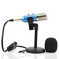preiswerte Mikrofone-KEBTYVOR MK-F200FL Kabel Mikrofon Mikrofon Kondensatormikrofon Handmikrofon Für Computer Mikrofon