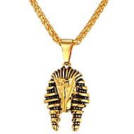 お買い得  -ペンダントネックレス  -  ファッション ゴールド, シルバー 55 cm ネックレス 用途 日常
