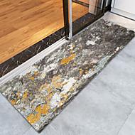 abordables Alfombras y moquetas-Las alfombras de área Campestre Franela de Algodón, Rectángulo Calidad superior Alfombra