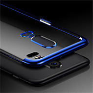 Case For OnePlus OnePlus 6 / OnePlus 5T Transparent Back Cover Solid Colored Soft TPU for OnePlus 6 / OnePlus 5T