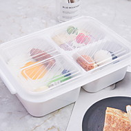 abordables Almacenamiento de alimentos y recipientes-Organización de cocina Fiambreras Cristal Fácil de Usar 1pc
