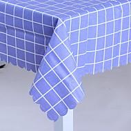 abordables Salvamanteles-Casual CLORURO DE POLIVINILO / No tejido Cuadrado Juego de Mesa Bordado Decoraciones de mesa 1 pcs