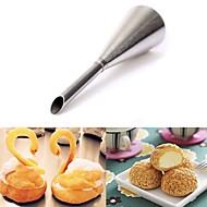 お買い得  キッチン用小物-ベークツール ステンレス鋼 創造的 / DIY クッキー / チョコレート / ケーキのための デザートツール 1個
