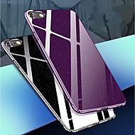 Недорогие Кейсы для iPhone 8-Кейс для Назначение Apple iPhone 8 / iPhone 8 Plus Сияние и блеск Кейс на заднюю панель Сияние и блеск Твердый ПК для iPhone X / iPhone 8 Pluss / iPhone 8