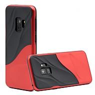 Недорогие Чехлы и кейсы для Galaxy S9 Plus-Кейс для Назначение SSamsung Galaxy S9 Plus / S9 Защита от удара Кейс на заднюю панель Полосы / волосы Мягкий ТПУ для S9 / S9 Plus / S8 Plus