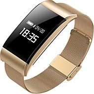 preiswerte Angebote des Tages-Smart-Armband A66 für Android iOS Bluetooth Wasserfest Blutdruck Messung Touchscreen Verbrannte Kalorien Niedlich Schrittzähler Anruferinnerung AktivitätenTracker Schlaf-Tracker / Schwerkraft-Sensor