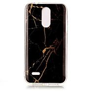 preiswerte Handyhüllen-Hülle Für LG K8 (2017) Muster Rückseite Marmor Weich TPU für LG K4 (2017)