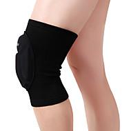 お買い得  -WOSAWE オートバイの保護装置for膝パッド フリーサイズ クォーツ ポリ / コットン ポリスター 耐衝撃性 耐衝撃 安全・セイフティグッズ 左または右膝に適合