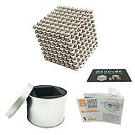 abordables Juguetes y juegos-512 pcs Juguetes Magnéticos Bolas magnéticas Juguetes Magnéticos Bloques de Construcción Magnética Alivio del estrés y la ansiedad Juguetes de oficina Alivia ADD, ADHD, Ansiedad, Autismo Novedad