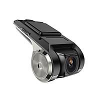abordables DVR de Coche-anytek x28 1080p mini / visión nocturna coche dvr 140 grados gran angular sin pantalla (salida por aplicación) dash cam con wifi / adas / wdr grabadora de coche (la consola central debe ser sistema An
