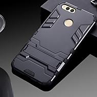 preiswerte Handyhüllen-Hülle Für Huawei Honor 7X mit Halterung Rückseite Solide Hart PC für Honor 7X