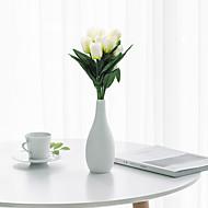 abordables Flores Artificiales-Flores Artificiales 1 Rama Clásico Moderno / Contemporáneo / Estilo Pastoral Tulipán Flor de Mesa