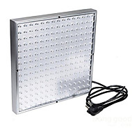 cheap Grow Lights-1pc 10 W 1000 lm Growing Lamp 225 LED Beads Integrate LED Decorative Red / Blue 85-265 V / RoHS / FCC