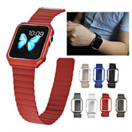 Watch Band for Apple Watch Series 3 / 2 / 1 Apple Sport Band Genuine Leather Wrist Strap