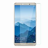 お買い得  スクリーンプロテクター-スクリーンプロテクター のために Huawei Mate 10 強化ガラス 10枚 スクリーンプロテクター 硬度9H / 傷防止