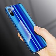 Недорогие Кейсы для iPhone 8-Кейс для Назначение Apple iPhone X / iPhone 8 Покрытие Кейс на заднюю панель Однотонный Твердый Закаленное стекло для iPhone X / iPhone 8 Pluss / iPhone 8