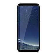 Недорогие Чехлы и кейсы для Galaxy S-Защитная плёнка для экрана для Samsung Galaxy S8 Закаленное стекло 1 ед. Защитная пленка для экрана Уровень защиты 9H / Взрывозащищенный