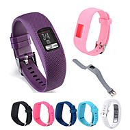 Bracelet de Montre  pour Vivofit 3 Garmin Bracelet Sport Silikon Sangle de Poignet