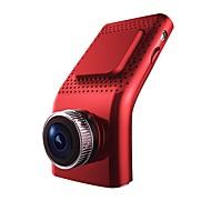 Недорогие Видеорегистраторы для авто-Factory OEM X3 1080p HD / Ночное видение Автомобильный видеорегистратор 140° Широкий угол 12 MP 2.4 дюймовый IPS Капюшон с Ночное видение / Циклическая запись / автоматическое включение / выключение