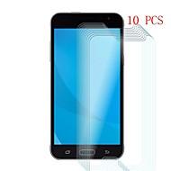 お買い得  Samsung 用スクリーンプロテクター-スクリーンプロテクター のために Samsung Galaxy J3 (2016) 強化ガラス 10枚 スクリーンプロテクター 硬度9H / 傷防止