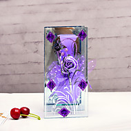 cheap -1pc Glass / Plastic Modern / Contemporary for Home Decoration, Gifts / Home Decorations Gifts