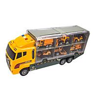 abordables Tiempo Libre-Coches de juguete Vehículo de construcción Camión Transportador Nuevo diseño Aleación de Metal Todo Niño / Adolescente Regalo 1 pcs