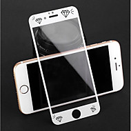 abordables Protectores de Pantalla para iPhone 8 Plus-Protector de pantalla para Apple iPhone 8 Plus / iPhone 8 / iPhone 7 Plus Vidrio Templado 1 pieza Protector de Pantalla Frontal Diseño