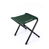 abordables Muebles de Acampada-BEAR SYMBOL Sille plegable para camping Al aire libre Transpirabilidad, Doblez Tejido Oxford, inoxidable Hierro para Pesca / Senderismo / Camping - 1 Persona Rojo / Gris / Verde Oscuro
