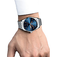 メタルバンド腕時計