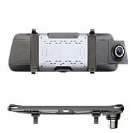 abordables DVR de Coche-Factory OEM E08 1080p HD / Visión nocturna DVR del coche 140 Grados Gran angular 12 MP 10.1 pulgada IPS Dash Cam con WIFI / GPS / Visión nocturna Registrador de coche