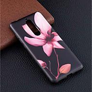 お買い得  携帯電話ケース-ケース 用途 Nokia Nokia 5.1 / Nokia 3.1 パターン バックカバー フラワー ソフト TPU のために Nokia 8 / Nokia 6 / Nokia 5