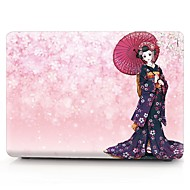 """お買い得  MacBook 用ケース/バッグ/スリーブ-MacBook ケース セクシーレディ プラスチック のために 新MacBook Pro 15"""" / 新MacBook Pro 13"""" / MacBook Pro 15インチ"""