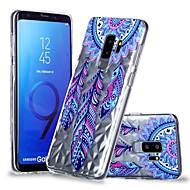 Недорогие Чехлы и кейсы для Galaxy S9-Кейс для Назначение SSamsung Galaxy S9 Plus / S9 Прозрачный / С узором Кейс на заднюю панель Ловец снов Мягкий ТПУ для S9 / S9 Plus / S8 Plus