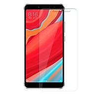 お買い得  スクリーンプロテクター-スクリーンプロテクター のために XIAOMI Xiaomi Redmi S2 強化ガラス 1枚 スクリーンプロテクター 硬度9H / 傷防止