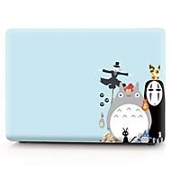 お買い得  MacBook 用ケース/バッグ/スリーブ-MacBook ケース 動物 プラスチック のために MacBook Pro 13インチ / MacBook Air 11インチ / MacBook Pro Retinaディスプレイ13インチ