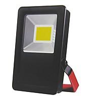 cheap -BRELONG® 1pc 30 W LED Floodlight Waterproof / New Design White 12 V Outdoor Lighting / Courtyard / Garden 1 LED Beads