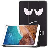 お買い得  携帯電話ケース-ケース 用途 Xiaomi Xiaomi Tab 4 スタンド付き / フリップ / パターン フルボディーケース カートゥン ハード PC のために Xiaomi Tab 4