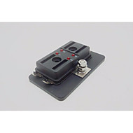 abordables Alarmas de Coche-Caja de fusibles de inserción de automóvil / barco dc32v salida de 4 vías con luz indicadora de led (30a por circuito) entrada de alimentación única