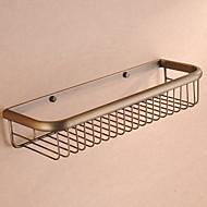 abordables Artículos para el Hogar-Estantería de Baño Nuevo diseño / Cool Modern Latón 1pc Colocado en la Pared