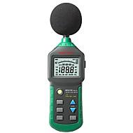お買い得  -MASTECH デジタルマルチメータ / 楽器 30dB∽130dB 測定器 / Pro