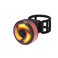 お買い得  フラッシュライト/ランタン/ライト-後部バイク光 LED 自転車用ライト サイクリング 防水, クイックリリース, ライトウェイト リチウムイオン 100 lm USBパワード レッド キャンプ / ハイキング / ケイビング / サイクリング