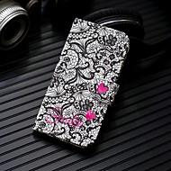 Недорогие Чехлы и кейсы для Galaxy S8 Plus-Кейс для Назначение SSamsung Galaxy S9 Plus / S9 Кошелек / Бумажник для карт / со стендом Чехол Цветы Твердый Кожа PU для S9 / S9 Plus / S8 Plus
