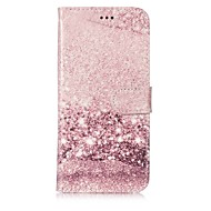 Недорогие Чехлы и кейсы для Galaxy S7 Edge-Кейс для Назначение SSamsung Galaxy S9 / S8 Plus Кошелек / Бумажник для карт / со стендом Чехол Мрамор Твердый Кожа PU для S9 / S9 Plus / S8 Plus