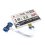 お買い得  -波ハレ7.5inch電子ペーパーハット(b)640x384ラズベリーパイ3色用7.5inch電子インクディスプレイハット